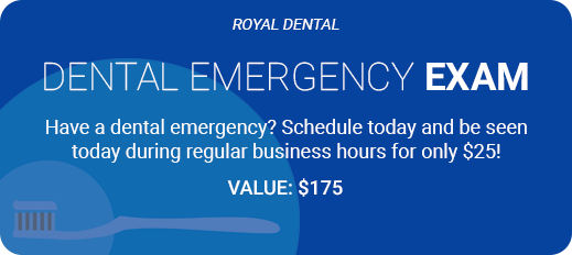 dental emergency exam